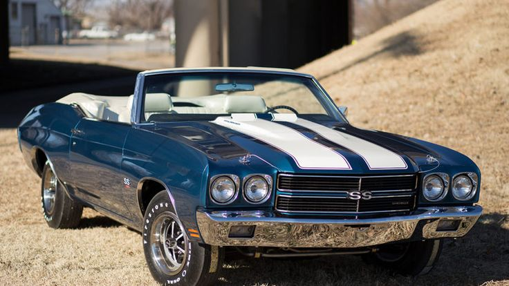 1970 Chevrolet Chevelle SS Convertible - 1