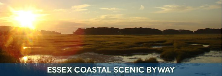 Directions and information about the Essex Coastal Scenic Byway! Encompasses Gloucester, Rockport, Essex, and Manchester-by-the-Sea.