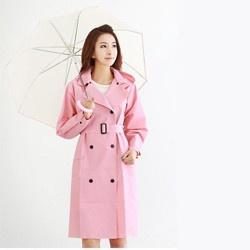 Fashion Ladies Raincoat (Pink,White,Black) - Rp.295,000  http://www.travescape.com/products/jas-hujan-wanita-modis