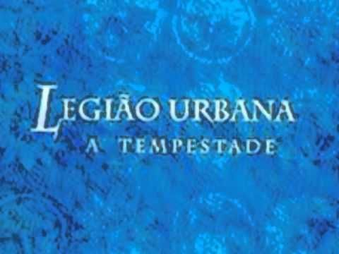CD COMPLETO Legião Urbana  A Tempestade