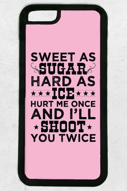 Country Girl® Shoot Twice iPhone 6 Case/Cover