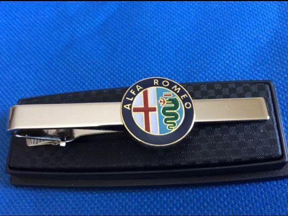 Alfa Romeo Tie Clip