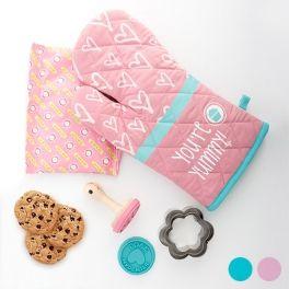 Kit de Pastelaria para Fazer Biscoitos