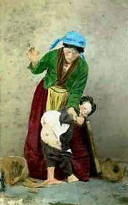 """Sfaturi pentru părinți (9) – Ce nu (cred că) înseamnă """"nuiaua"""" biblică"""