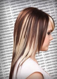 Women's Hairstyles: Halo Lights - Hair Color Trends