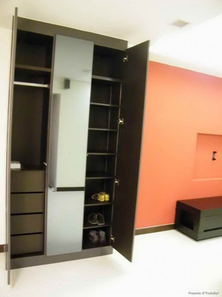 shoe cabinets with doors ideas