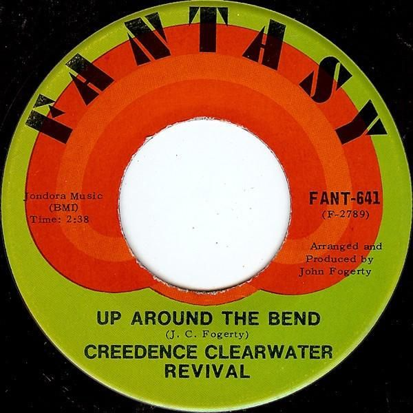Creedence Clearwater Revival ‎* 7 in. Single