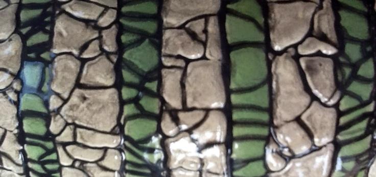 Glaze surface