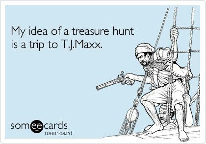 I love Tj maxx.