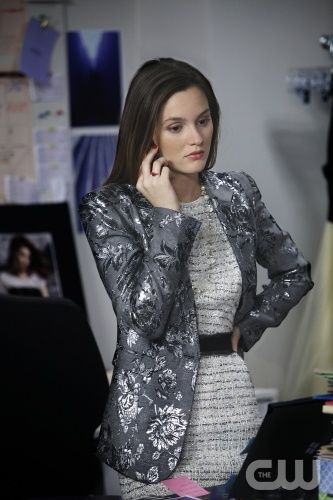 """While You Weren't Sleeping"" -- Pictured Leighton Meester as Blair Waldorf  in GOSSIP GIRL on THE CW. PHOTO CREDIT: Eric Liebowitz©2010 The CW Network, LLC. All Rights Reserved"