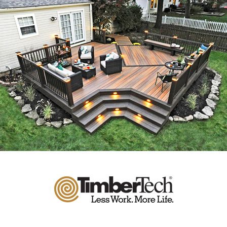 TimberTech Composite Decking and Railing image                                                                                                                                                     More