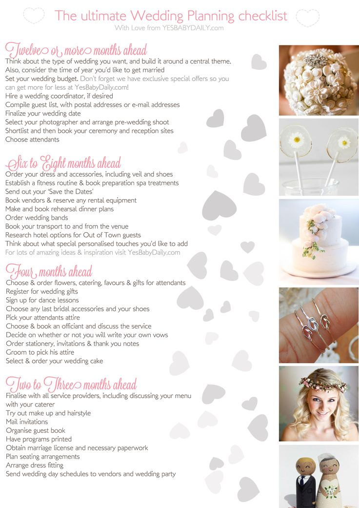 93 best Wedding planner images on Pinterest Wedding decoration - wedding plan
