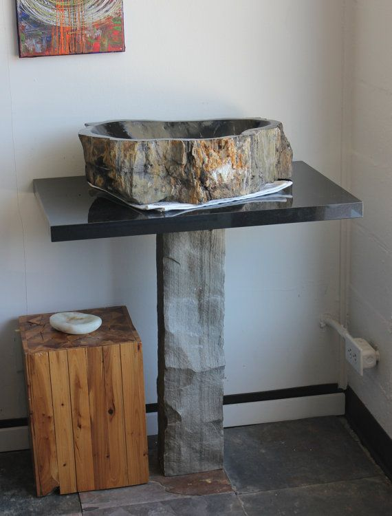 Modern Stone Bathroom Sinks Luxury the Design Of This Natural Stone Sink is  Inspired by the
