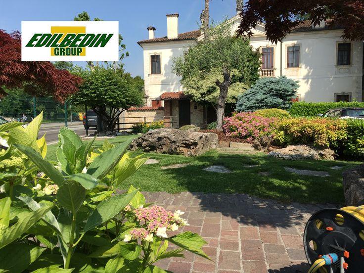 Vendita materiali arredo giardino – Vicenza – Costabissara, Caldogno, Altavilla Vicentina – Edilbedin Group