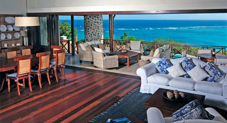 Maison Tranquille Villa at Canouan Resort  -- Carenage Bay #LuxuryTravel www.lujure.ca