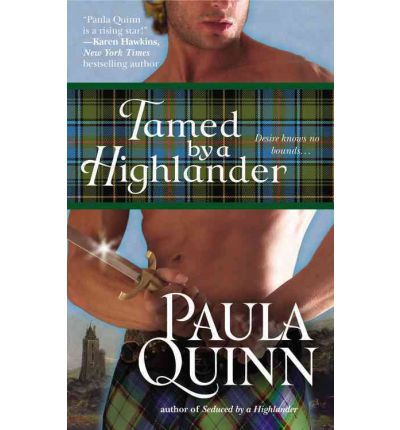 In the New York Times bestselling tradition of Lynsay Sands, Karen Hawkins, and Monica McCarty, TAMED BY A HIGHLANDER is the third book in Paula Quinn's brand new and sinfully sexy Scottish medieval romance series about the MacGregor clan.