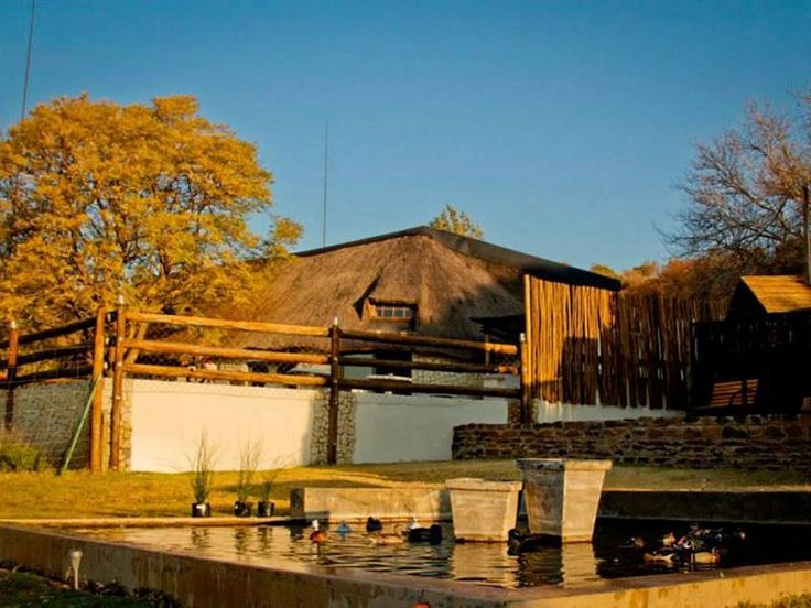 Goose Hill Wedding & Conference Centre - Goose Hill is nestled at the foot of a hill, only 8 km outside of Bloemfontein on the road to Kimberley. The buildings are surrounded by red grass, Karee trees and have a sandstone finish. Experience the ... #weekendgetaways #bloemfontein #motheo #southafrica