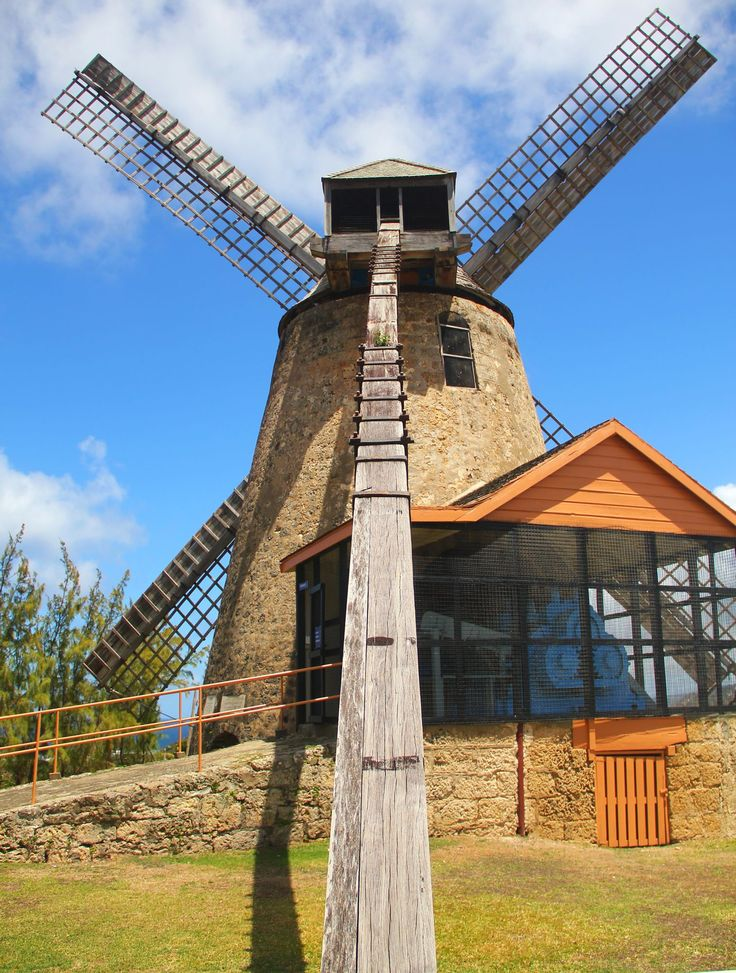 Be sure to visit the newly re-opened Morgan Lewis Windmill on your next visit to Barbados. You'll love touring inside the mill, strolling the landscaped garden, and enjoying drinks and a light lunch at The Grind Artisan Cafe. It's wonderful to see this historic site restored to a true attraction rather than just a casual quick stop or drive-by site for tour buses.