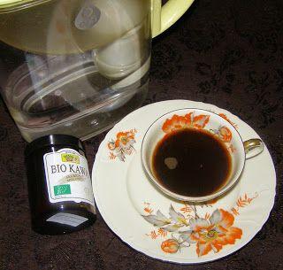 W Mojej Kuchni Lubię.. : pyszna kawa bio z kardamonem...