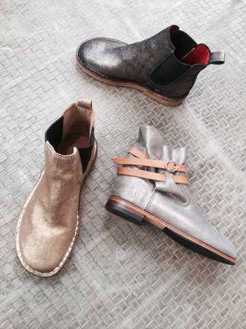 New: children's shoes – Bottines