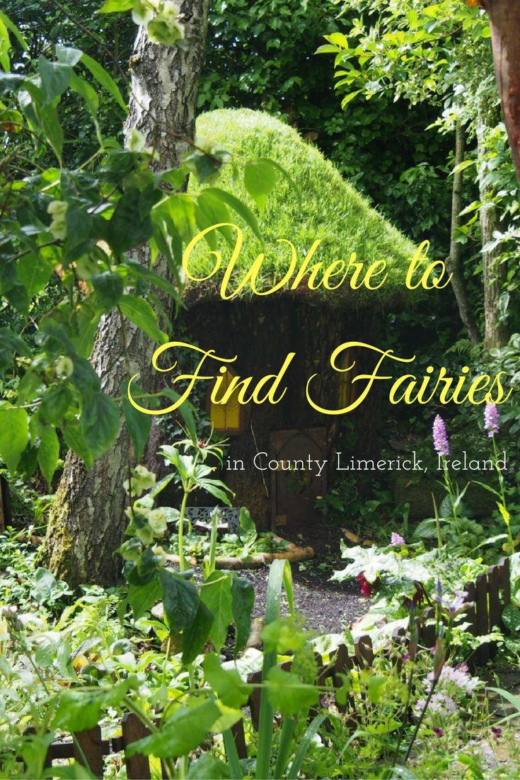 Where to find fairies in County Limerick. Ireland travel tips | Ireland vacation | IrelandFamilyVacations.com