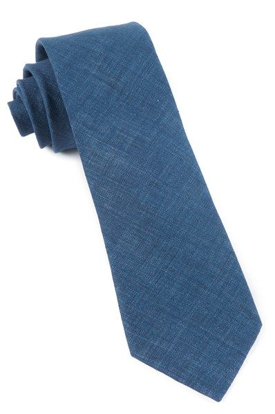 Freehand Solid Ties - Navy | Ties, Bow Ties, and Pocket Squares | The Tie Bar