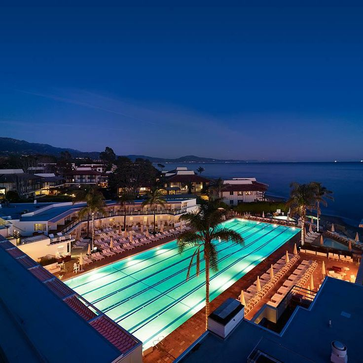 Step up your next weekend getaway with a stay at the Four Seasons Resort, The Biltmore in Santa Barbara, #California.