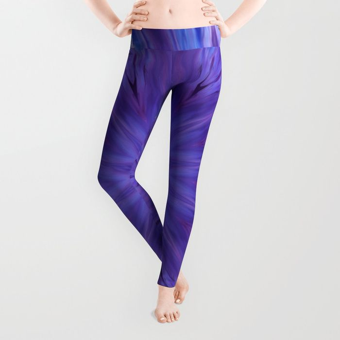 Buy Unique mandala ultra violet Leggings by haroulita. Worldwide shipping available at Society6.com. Just one of millions of high quality products available.