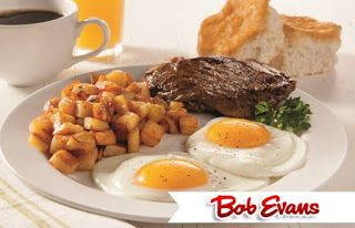 Steward of Savings : Bob Evans Restaurant: 20% off ANY Carry-out or Dine-In Purchase Coupon!