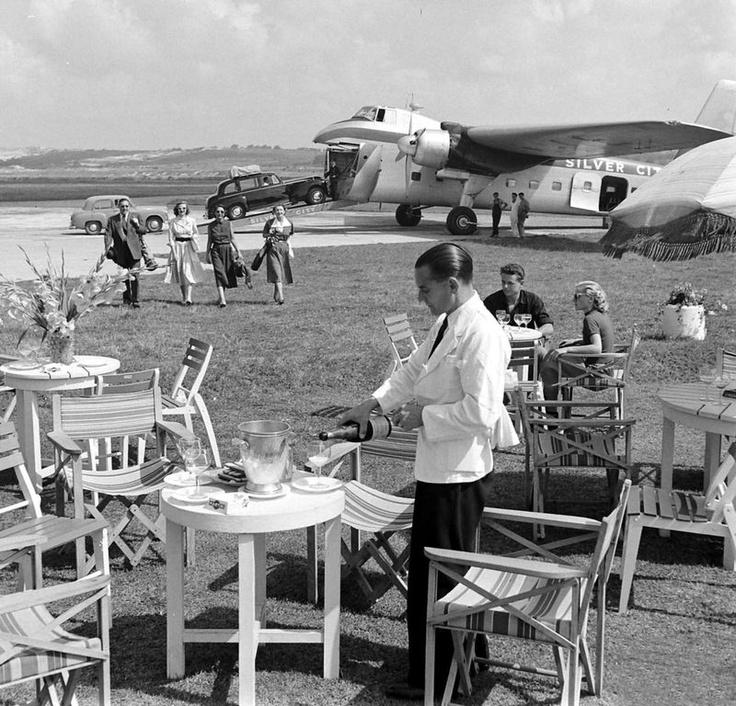 Terrain d'aviation, le Touquet Trépied
