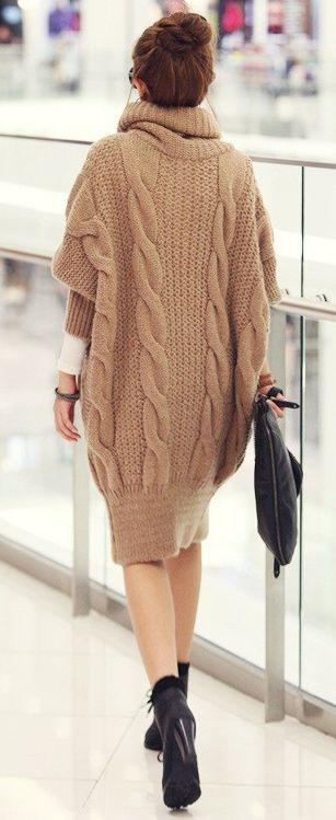 Chunky knit
