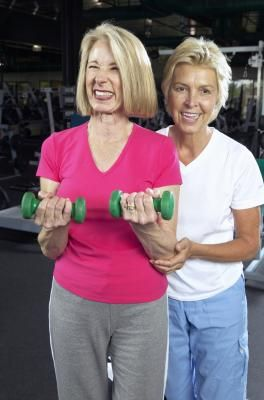 How To Tone Up For Women Over 60   LIVESTRONG.COM