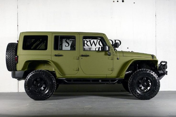 Rescue Green Jeep >> 2013 Jeep Wrangler Unlimited in Rescue Green   Starwood Motors: The 2013 Jeep Collection   Pinterest