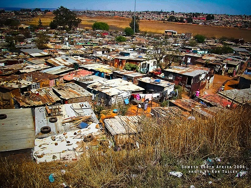 Soweto, South Africa. Unforgettable.