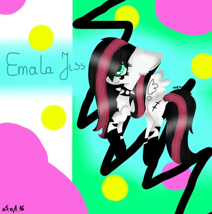 My sweet Emala Jiss!