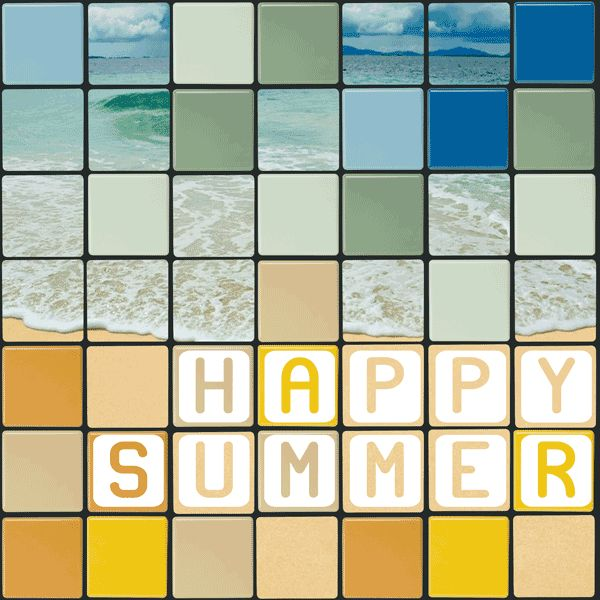 Confetti is ... Summer colors! #confettishelfsystem #pellingtondesign #summergreetings #happysummer #interiordesign #colorfulfurniture #happyfurniture #happydesign #summercolors