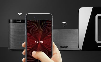 SUB - Wireless Subwoofer | Sonos - Get your bass on!