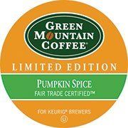 GREEN MOUNTAIN PUMPKIN SPICE 24 K CUP COFFEE -- Details can be found by clicking on the image.