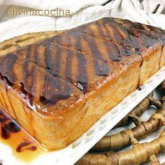 Esta receta de flan de bizcochos de soletilla se puede preparar también con sonaos o con magdalenas. Puedes también hacer el flan con unas cucharadas de cacao en polvo para dar sabor a chocolate.
