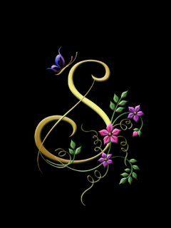 S Alphabet Love Wallpaper Google, Mobiles and Design on Pinterest