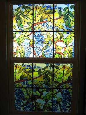14 best stained glass images on pinterest stained glass for Make your own stained glass window film