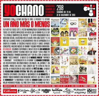 SANT GAUDENCI Rumba Catalana: YOCHANO nº298