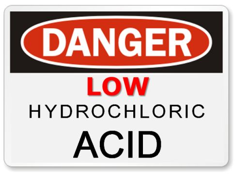 How To Get Hydrochloric Acid Naturally