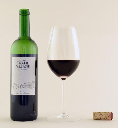 2006 Chateau Grand Village via www.clubw.com @clubw #clubw #wine