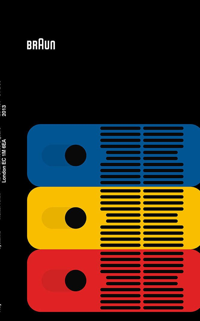 4 | 34 Posters Celebrate Braun Design In The 1960s | Co.Design | business + design