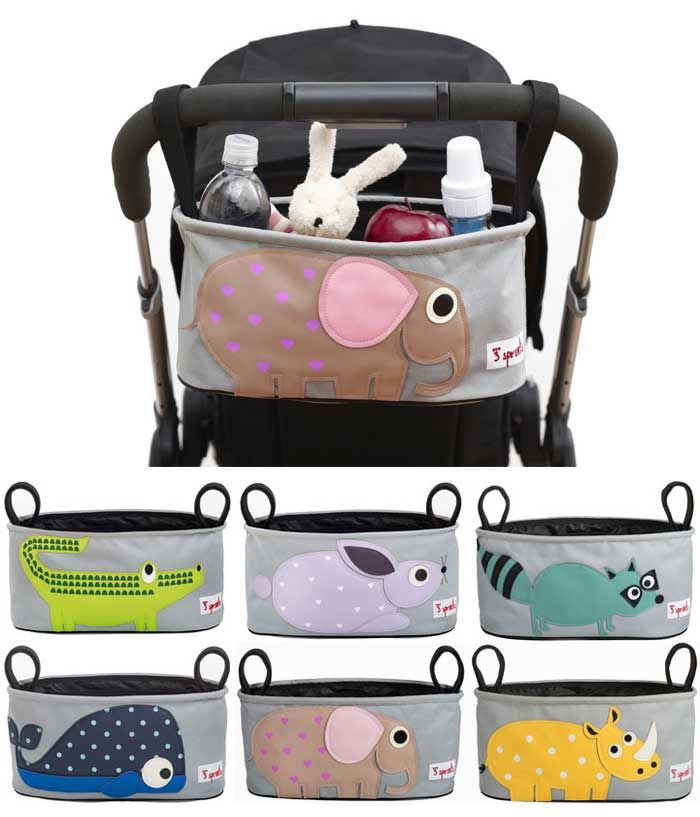 Stroller Organisers by 3 Sprouts