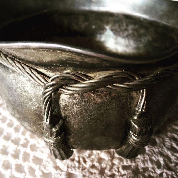 Trinket bowl by YNotTreasures on Etsy