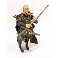 Seigneur des anneaux- Figurine Elfe Haldir-Toybiz