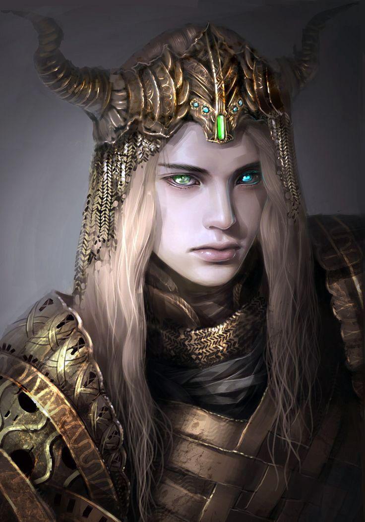 401 best fantasy art elves images on pinterest - Fantasy female warrior artwork ...