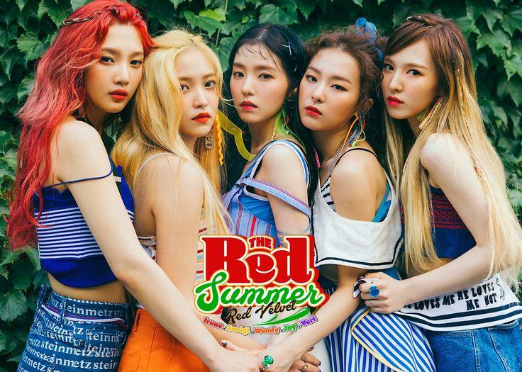 Red Velvet 'The Red Summer'